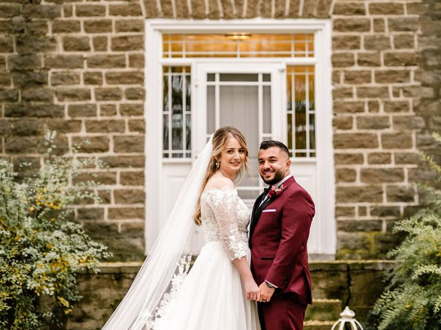 Taif and Lisa's wedding in Carleton Place, Ontario 8