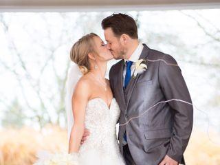 The wedding of Natasha and Derek