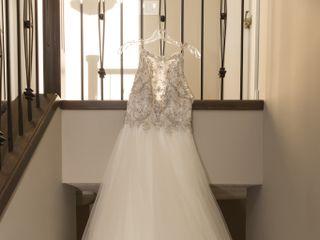 The wedding of Katherine and Derek 1