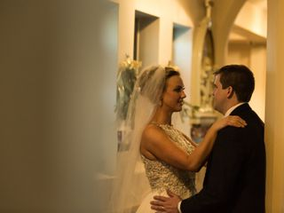 The wedding of Katherine and Derek