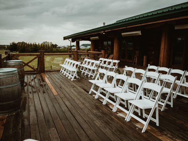 Christine and Igor's wedding in Agassiz, British Columbia 2