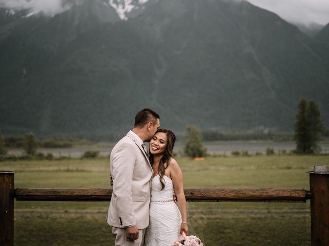 Christine and Igor's wedding in Agassiz, British Columbia 18