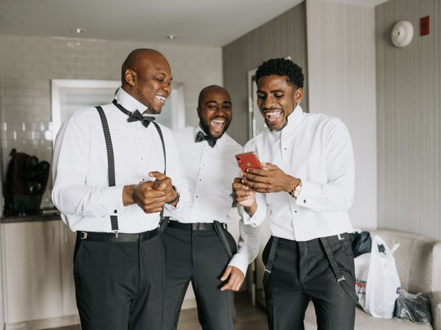 Dwayne and Stephanie's wedding in Mississauga, Ontario 6