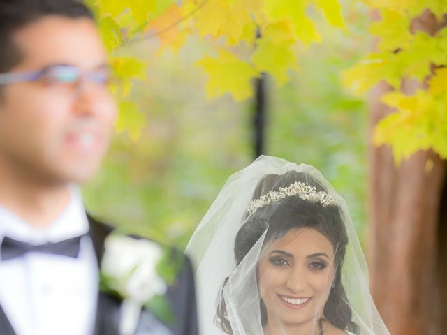Youstina and Peter's wedding in Mississauga, Ontario 4