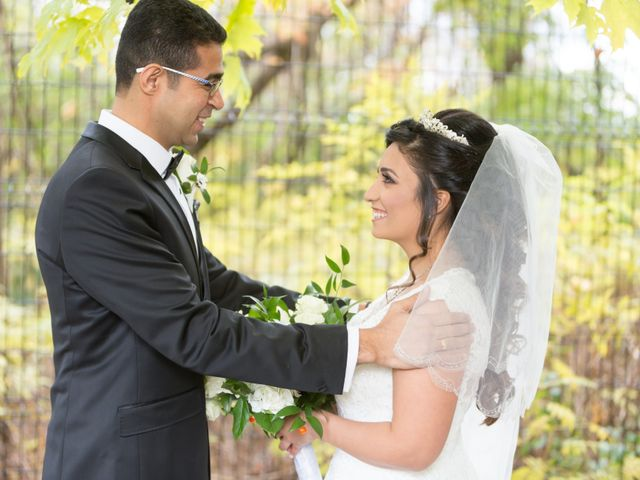Youstina and Peter's wedding in Mississauga, Ontario 5