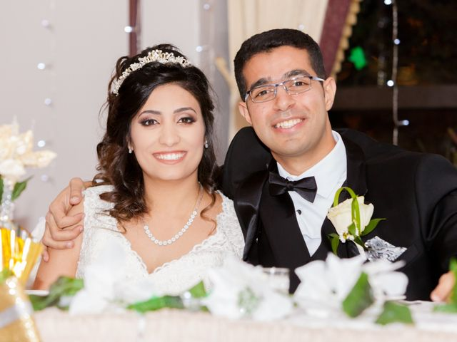Youstina and Peter's wedding in Mississauga, Ontario 11