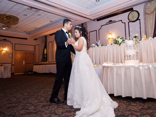 Youstina and Peter's wedding in Mississauga, Ontario 2