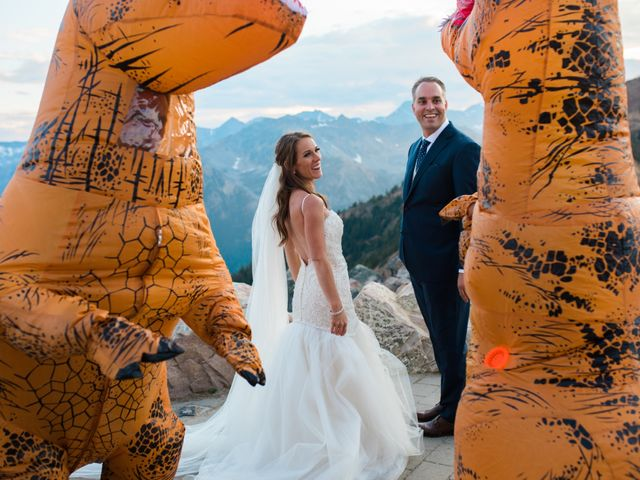James and Holly's wedding in Golden, British Columbia 12