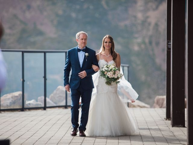 James and Holly's wedding in Golden, British Columbia 15