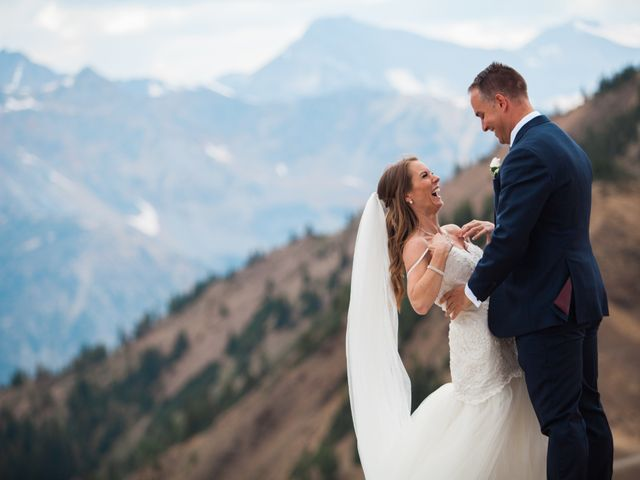 James and Holly's wedding in Golden, British Columbia 17