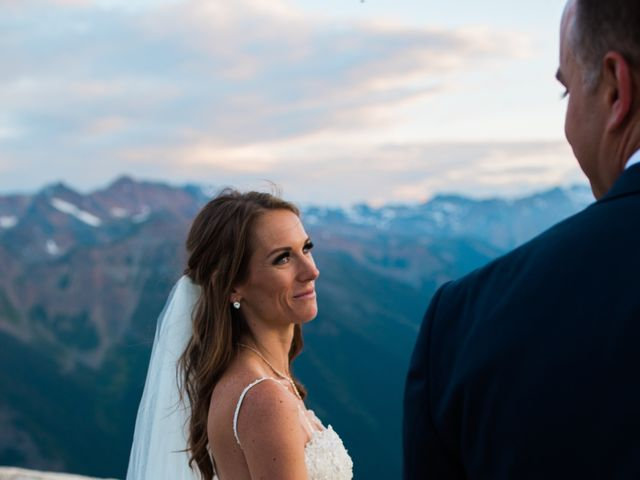 James and Holly's wedding in Golden, British Columbia 30