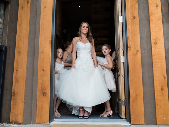 James and Holly's wedding in Golden, British Columbia 31