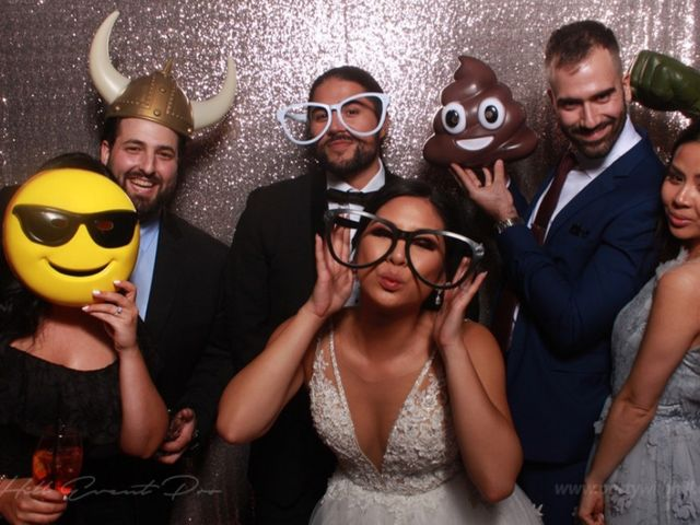 Alex and Tammy's wedding in Montreal, Quebec 4
