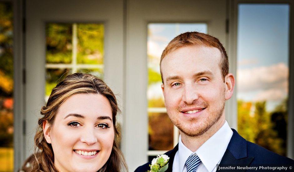 ca9c5b994cb2 Natalie & Brad's real wedding by Jennifer Newberry Photography