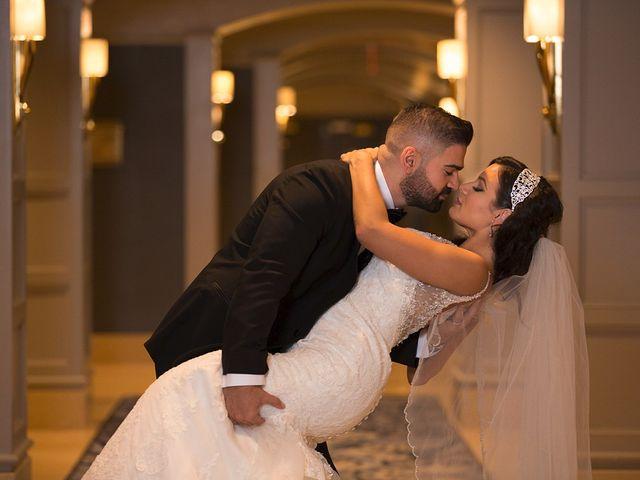 The wedding of Melissa and Hassa