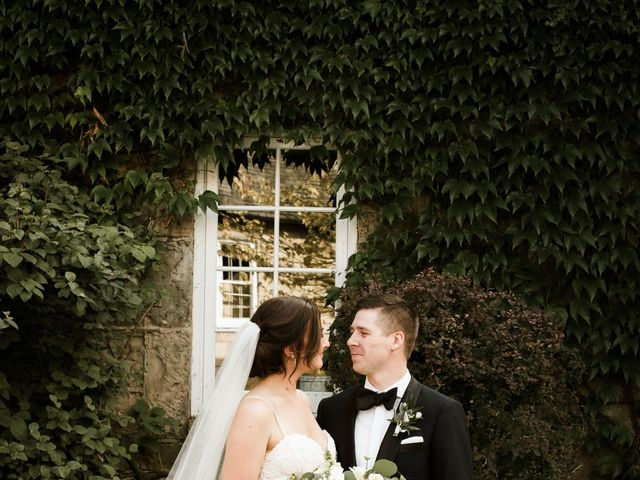 Andrew and Megan's wedding in Hamilton, Ontario 11