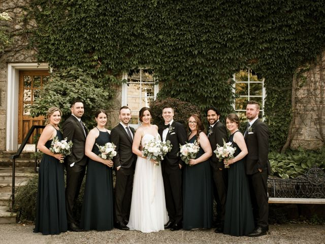 Andrew and Megan's wedding in Hamilton, Ontario 12