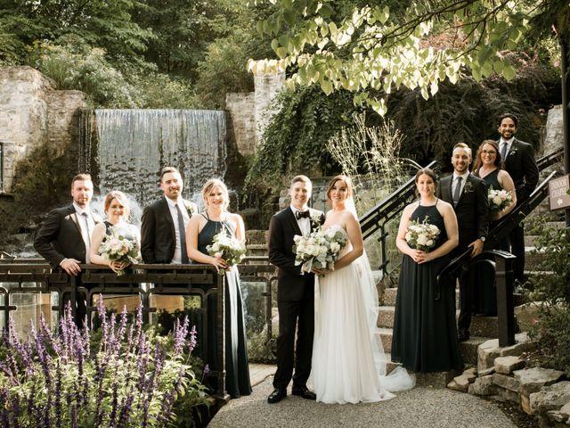 Andrew and Megan's wedding in Hamilton, Ontario 14