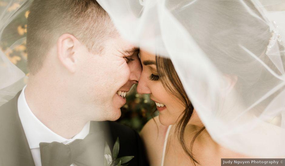 Andrew and Megan's wedding in Hamilton, Ontario