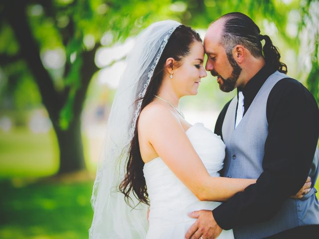 The wedding of Liana and Phil