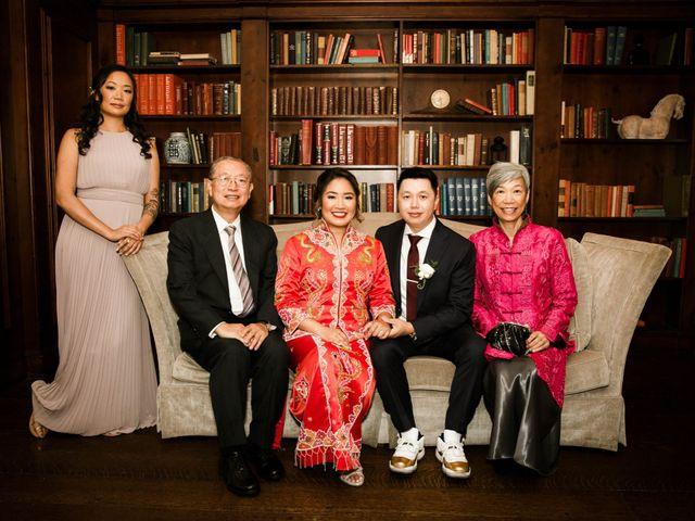 Jerry and Irene's wedding in Toronto, Ontario 7