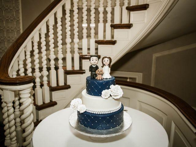 Jerry and Irene's wedding in Toronto, Ontario 10