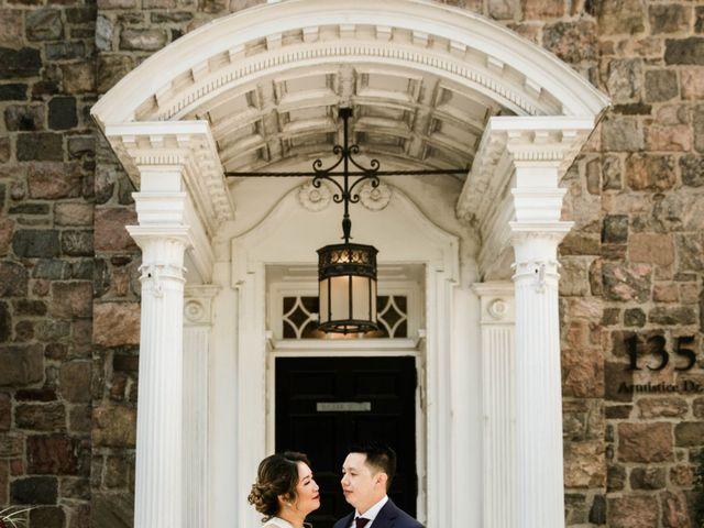 Jerry and Irene's wedding in Toronto, Ontario 11