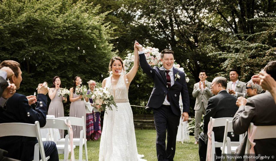 Jerry and Irene's wedding in Toronto, Ontario
