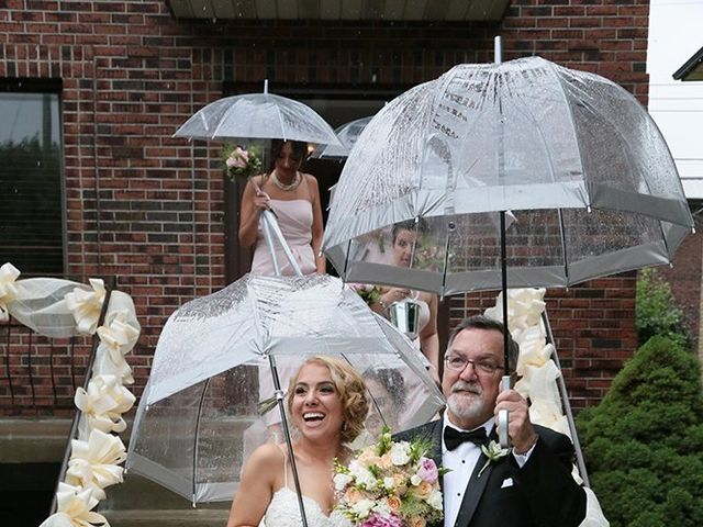 Pat and Sam's wedding in Montreal, Quebec 11