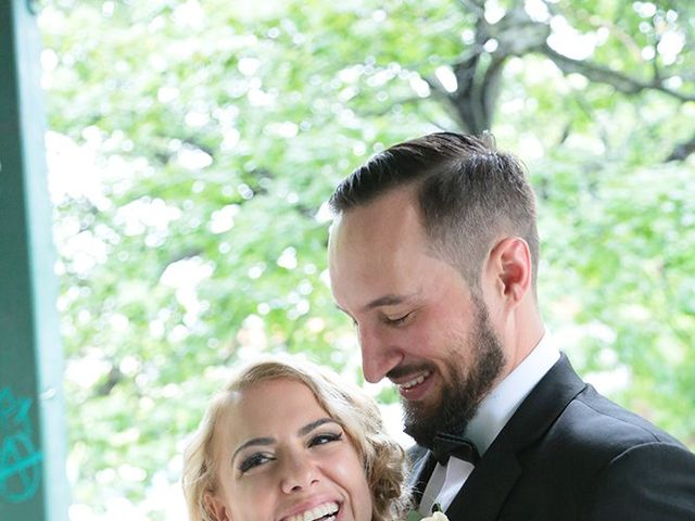 Pat and Sam's wedding in Montreal, Quebec 17