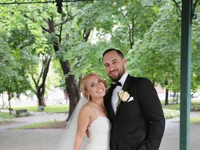 Pat and Sam's wedding in Montreal, Quebec 19