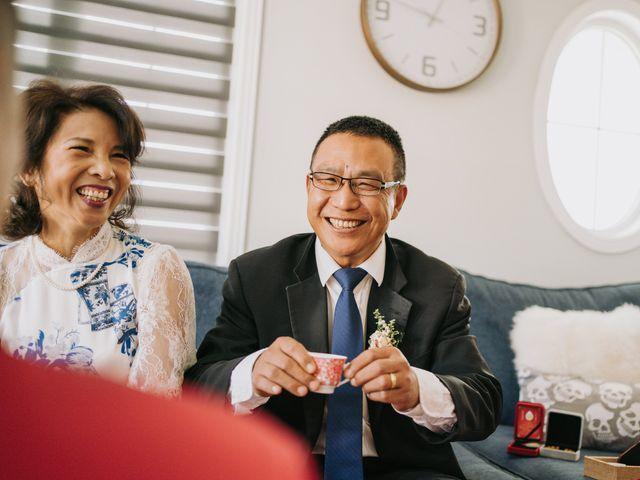 Philip and Serena's wedding in Vaughan, Ontario 12