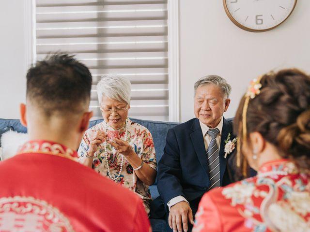 Philip and Serena's wedding in Vaughan, Ontario 14