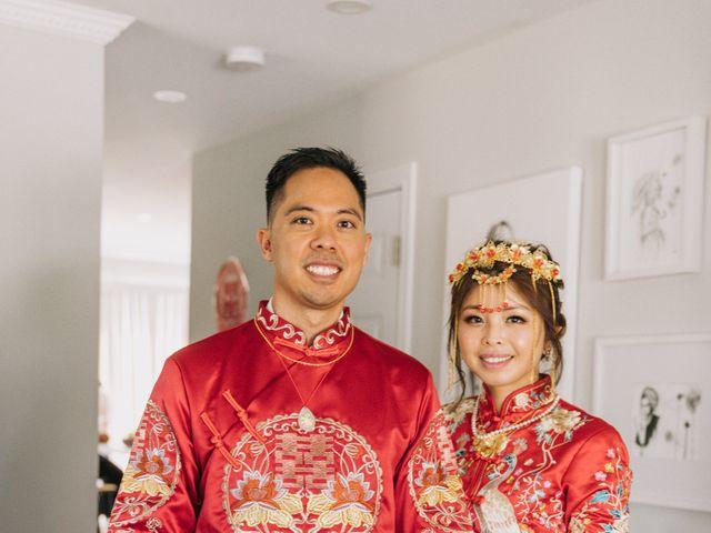 Philip and Serena's wedding in Vaughan, Ontario 1