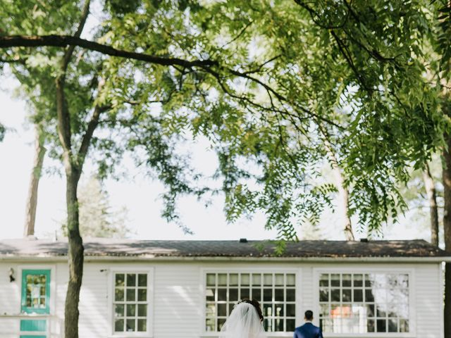 Philip and Serena's wedding in Vaughan, Ontario 22