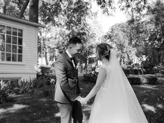 Philip and Serena's wedding in Vaughan, Ontario 25