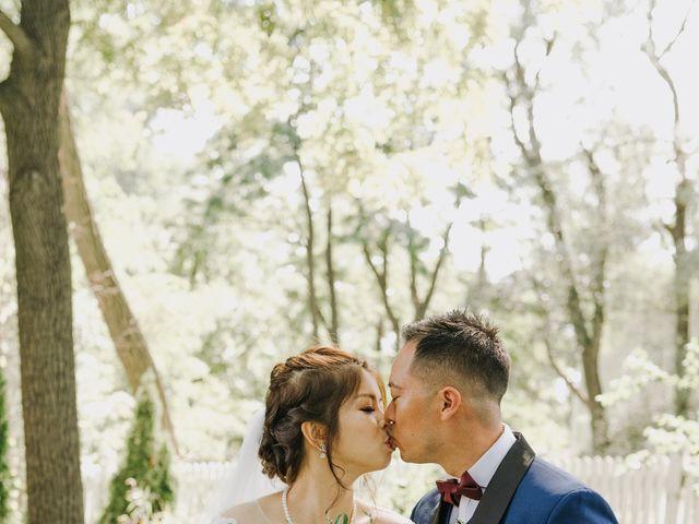 Philip and Serena's wedding in Vaughan, Ontario 26