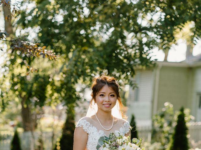 Philip and Serena's wedding in Vaughan, Ontario 35