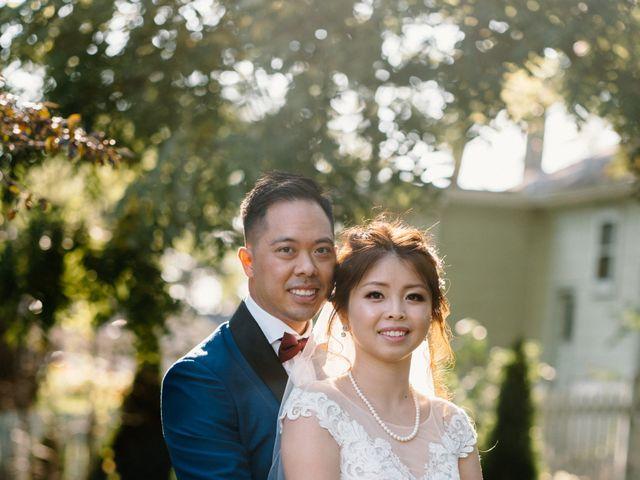Philip and Serena's wedding in Vaughan, Ontario 37