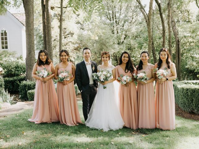 Philip and Serena's wedding in Vaughan, Ontario 40