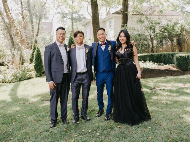 Philip and Serena's wedding in Vaughan, Ontario 41