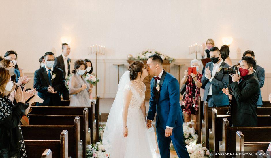 Philip and Serena's wedding in Vaughan, Ontario