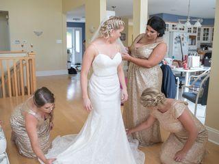 Andrew and Erica's wedding in Baddeck, Nova Scotia 38
