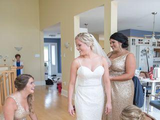 Andrew and Erica's wedding in Baddeck, Nova Scotia 39