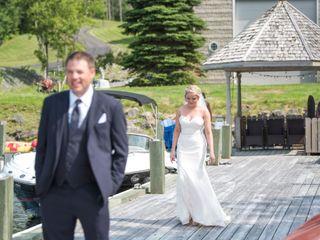 Andrew and Erica's wedding in Baddeck, Nova Scotia 45