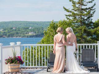 Andrew and Erica's wedding in Baddeck, Nova Scotia 56
