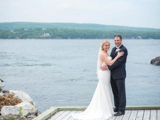 Andrew and Erica's wedding in Baddeck, Nova Scotia 98