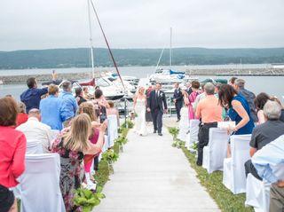 Andrew and Erica's wedding in Baddeck, Nova Scotia 142