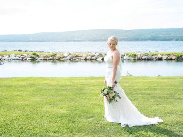 Andrew and Erica's wedding in Baddeck, Nova Scotia 49