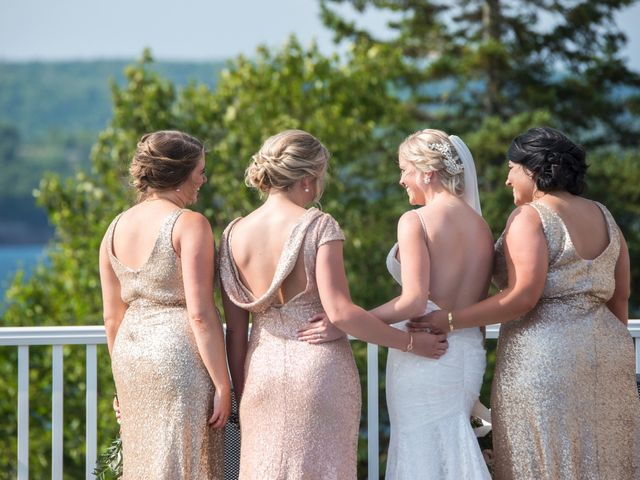 Andrew and Erica's wedding in Baddeck, Nova Scotia 58
